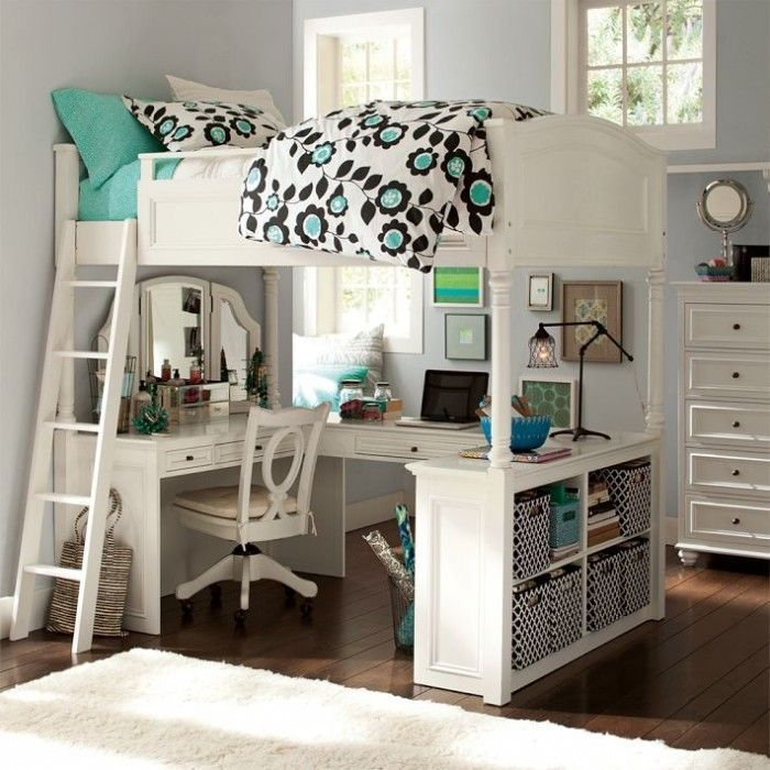 Teen Tropical Kids Room Design Ideas