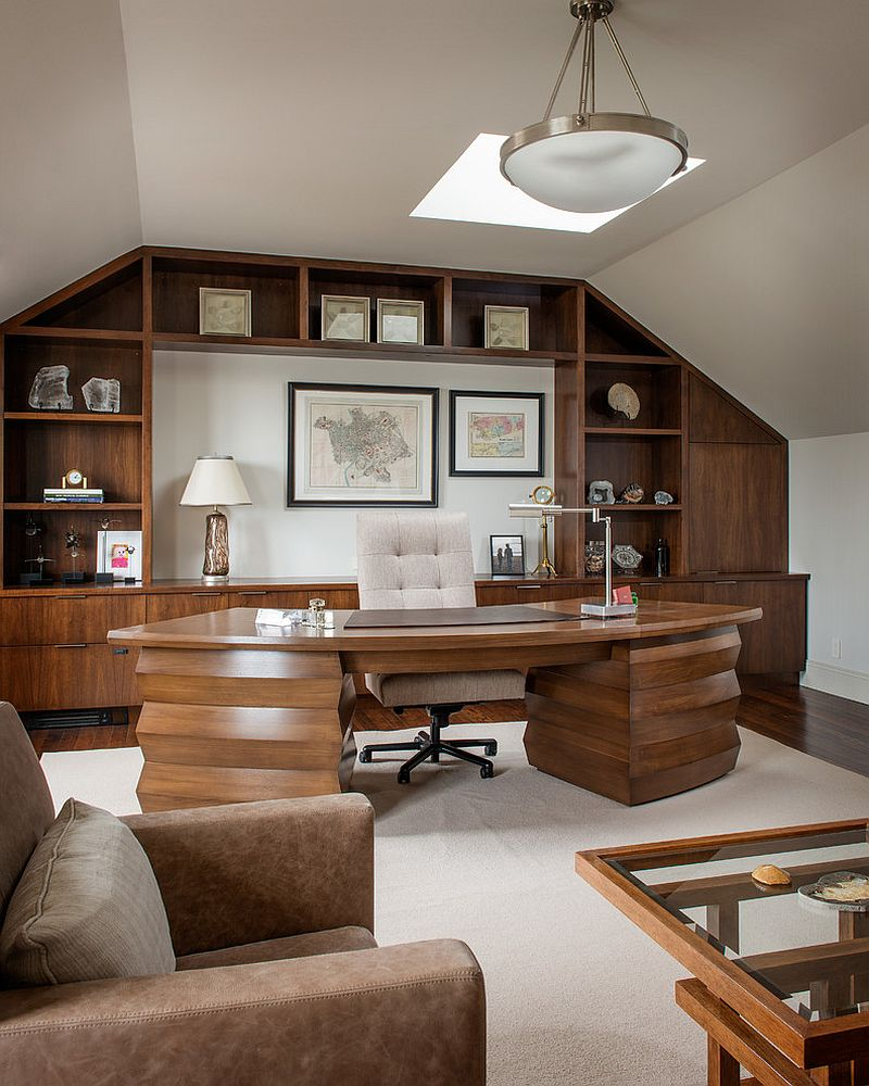25 Traditional Home Office Design Ideas - Decoration Love
