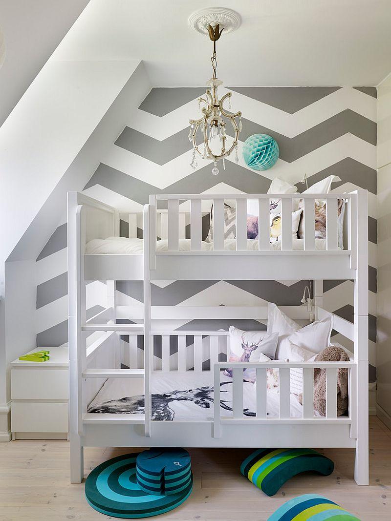 Transitional Kids Room Design