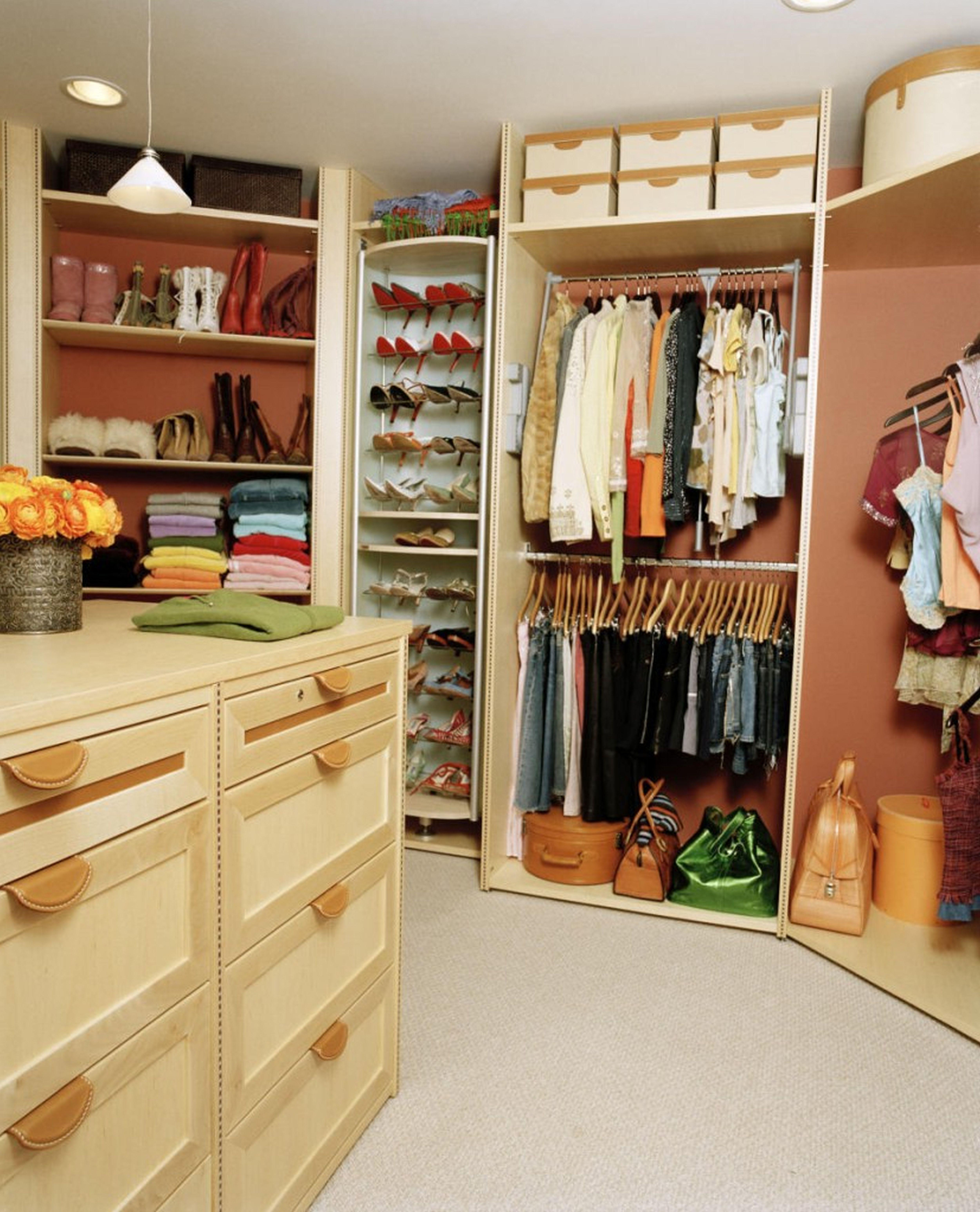 Trend Rustic Closet Design Ideas