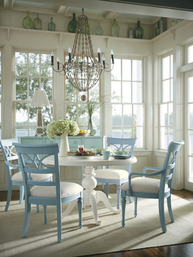 Tropical Dining Room Design Ideas