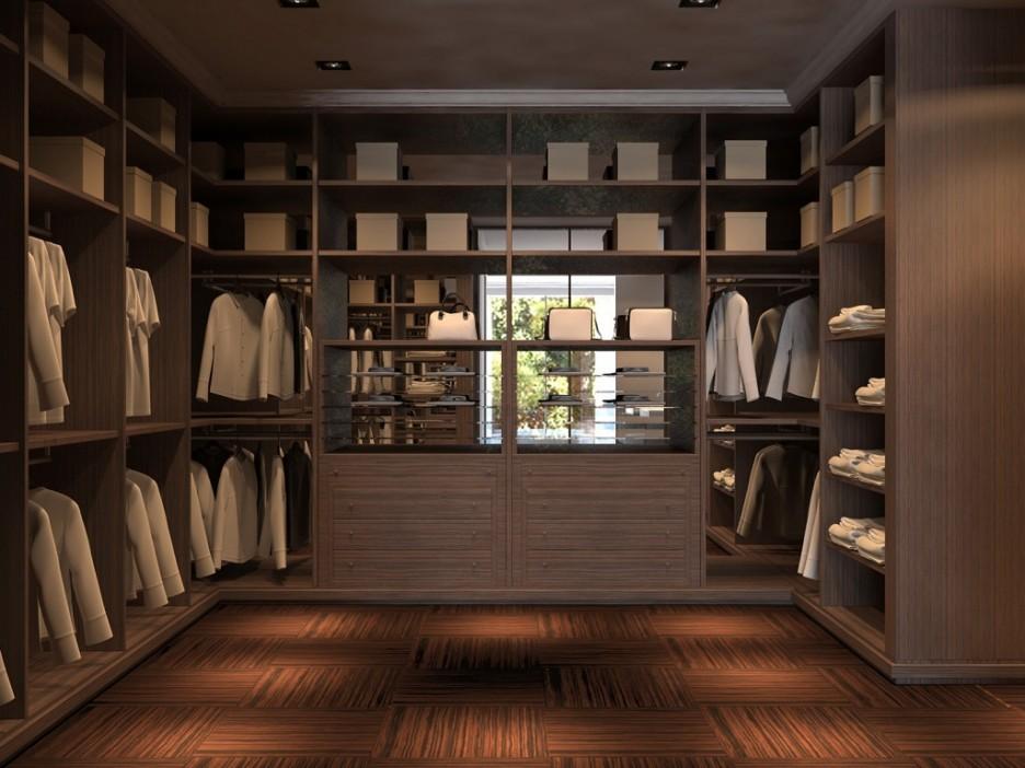 Unbeatable Asian Closet Design