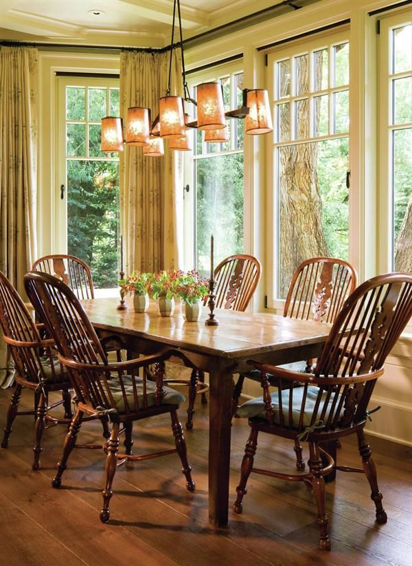Victorian Dining Room Design Interiors