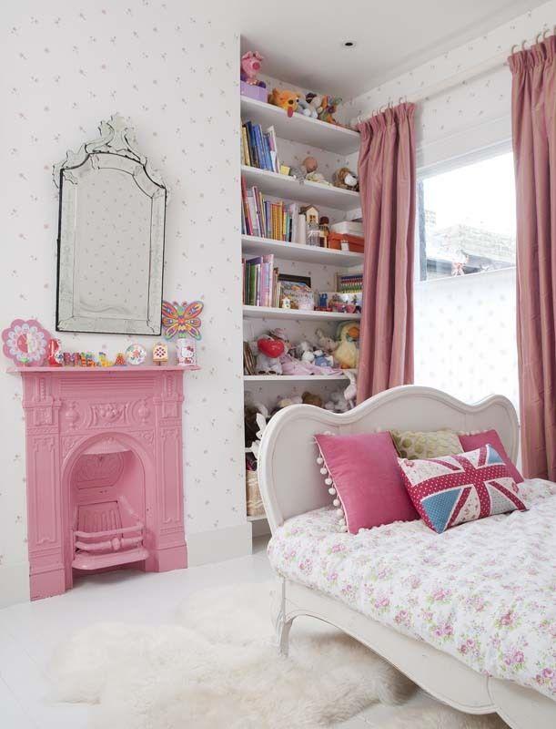 Victorian style Kids Room Design