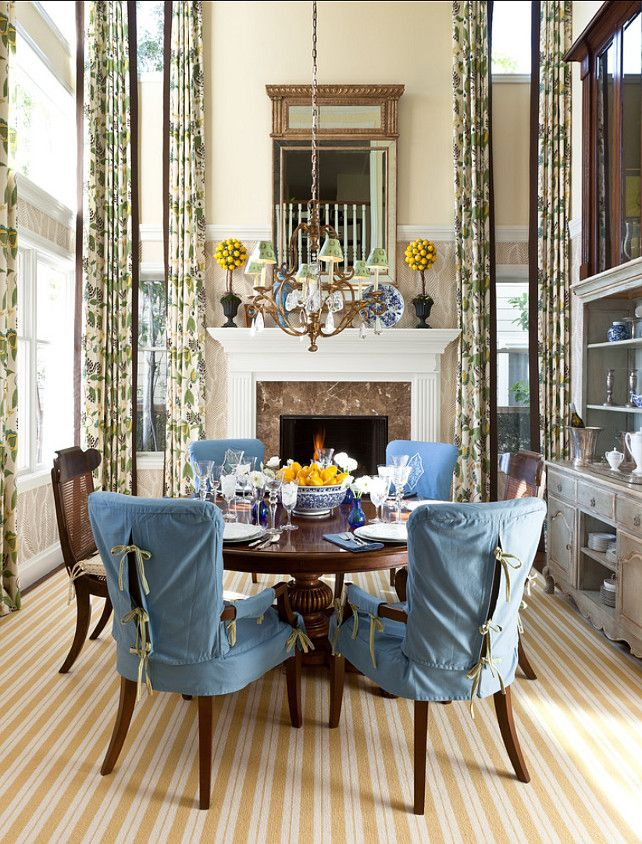 Wonderful Traditional Dining Room Design