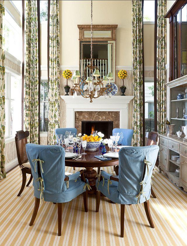 Wonderful Traditional Dining Room Design