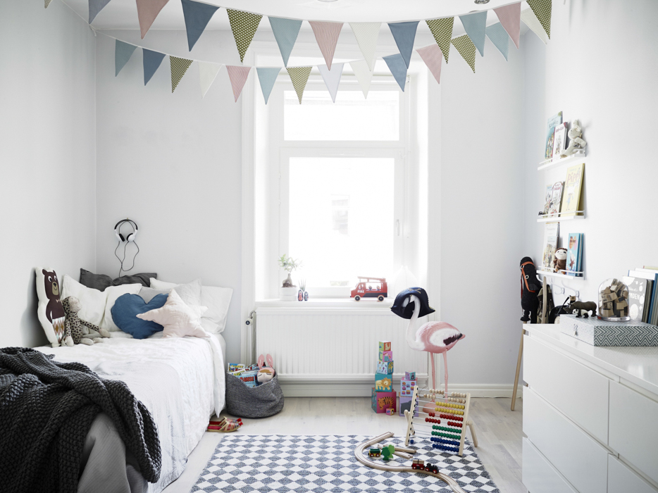 20 Scandinavian Kids Room Design Ideas