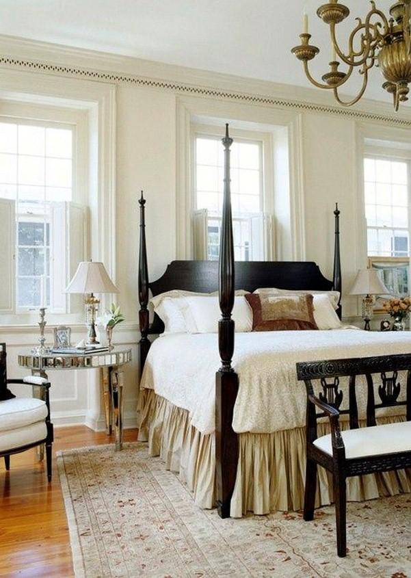 romantic Farmhouse Bedroom Design