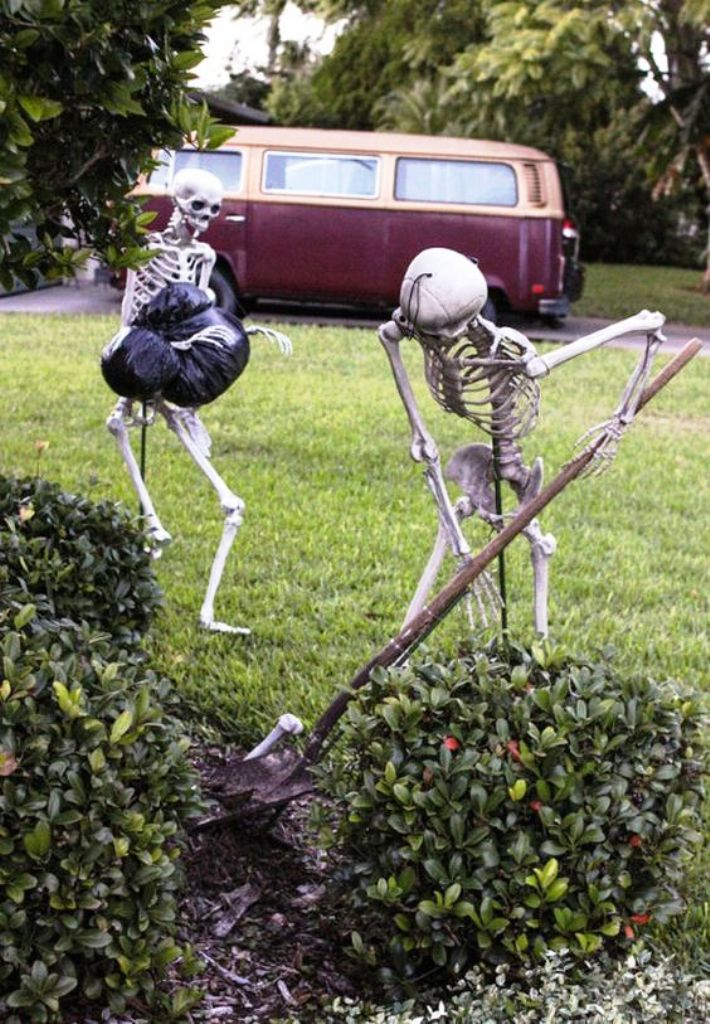 Amazing Do it Yourself Halloween Decorations