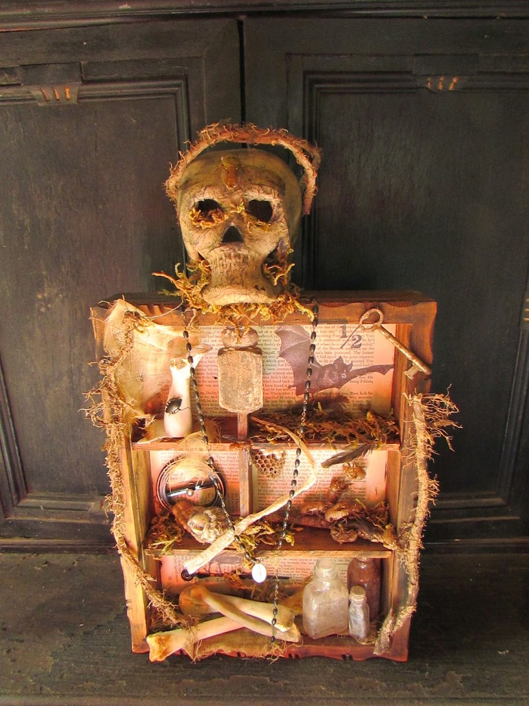 Amazing Primitive Halloween Decorations