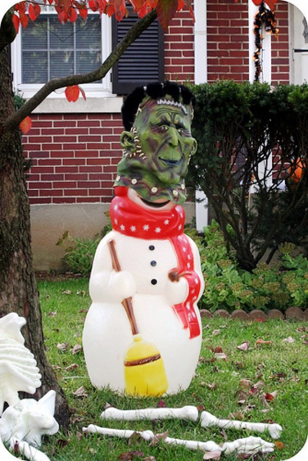 Beautiful Funny Halloween Decorations