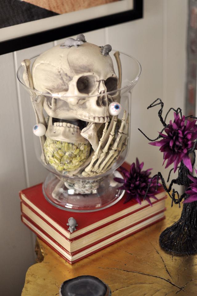 Cheap Handmade Halloween Decorations