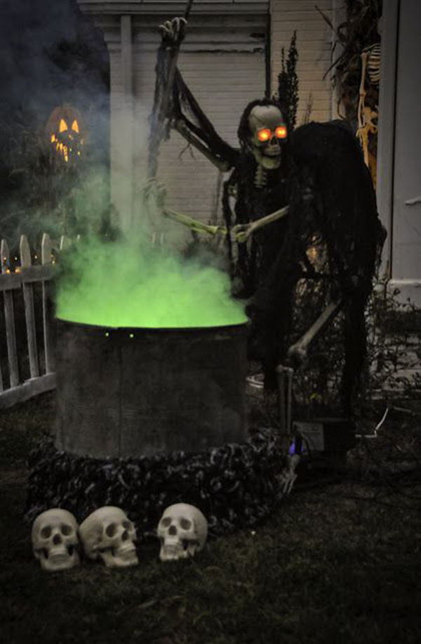 Cool And Scary Halloween Decorations