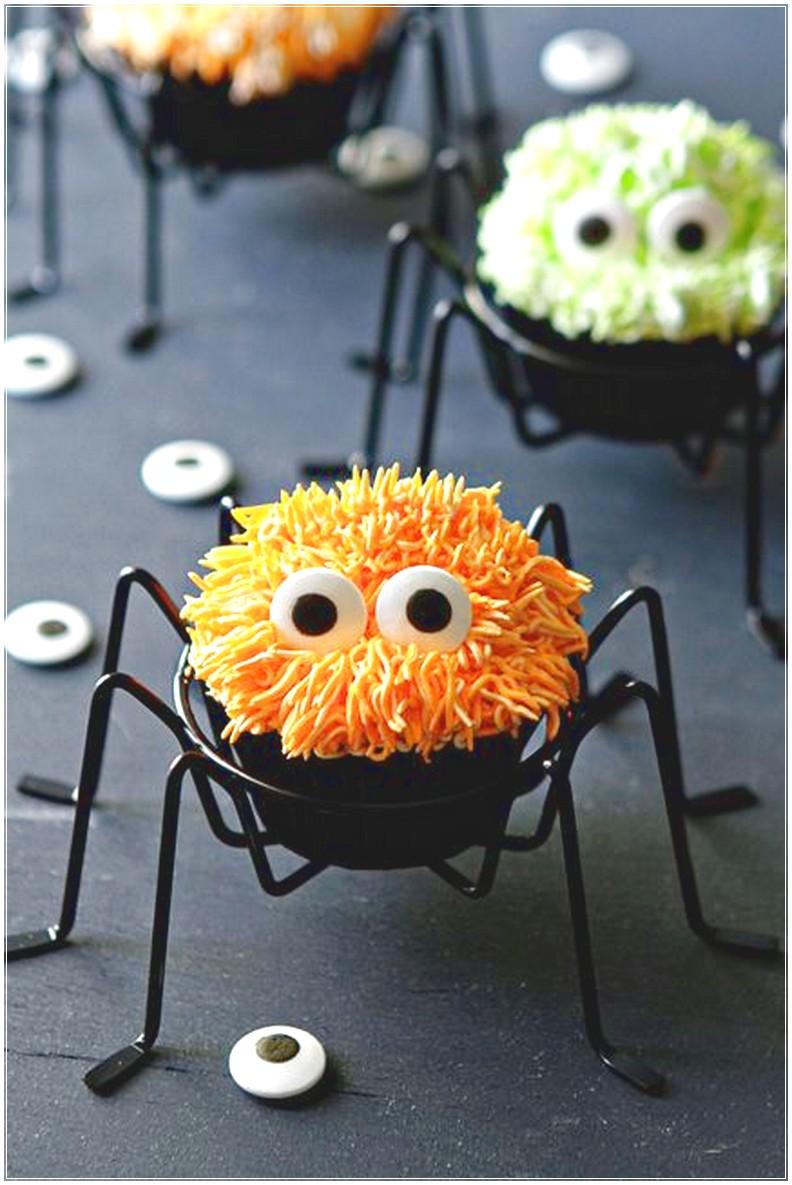 Cute Orange And Black Modern Halloween Decorations