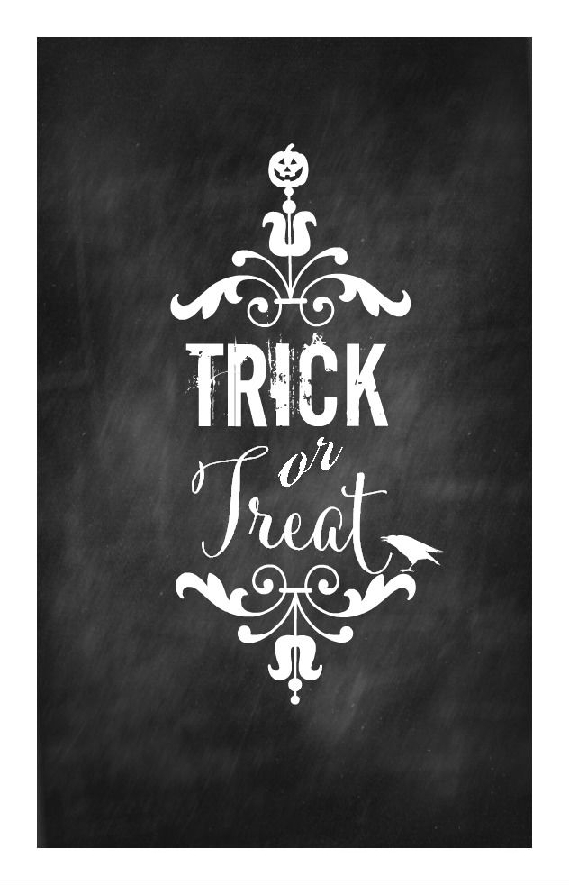 DIY Printables Halloween Decorations