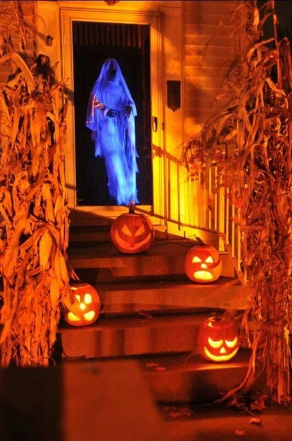 Easy Creepy Halloween Decorations
