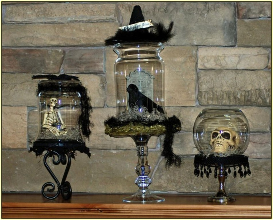 Elegant Halloween Decorations Ideas