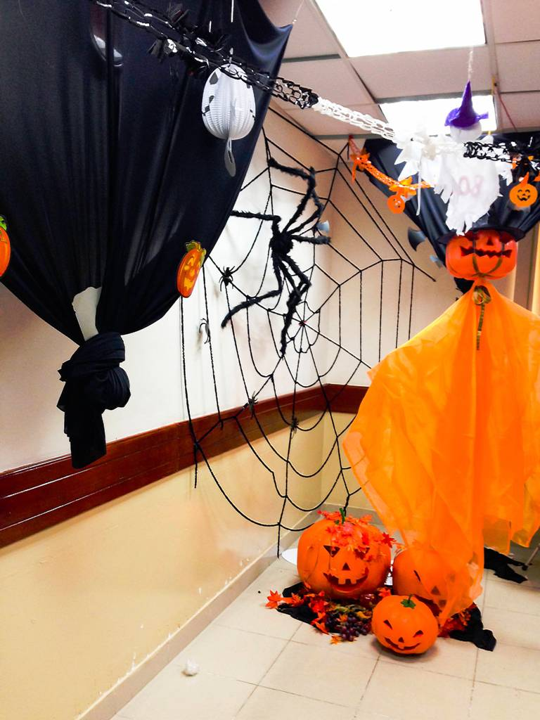 Funny Halloween Decorations for Work