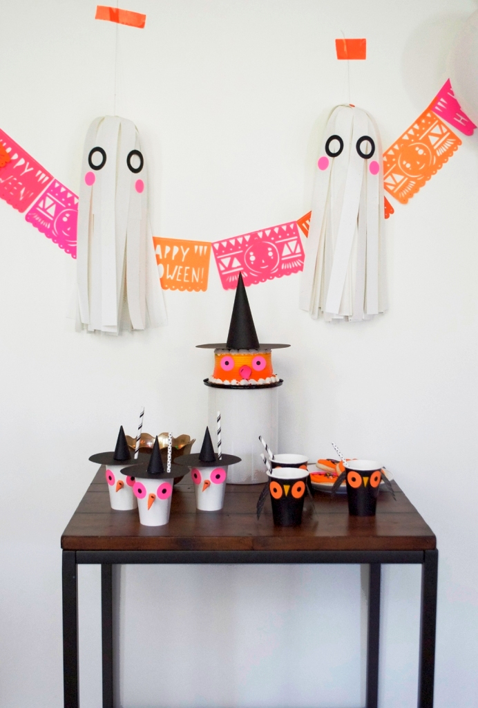 25 Great Paper Halloween Decorations Ideas Decoration Love