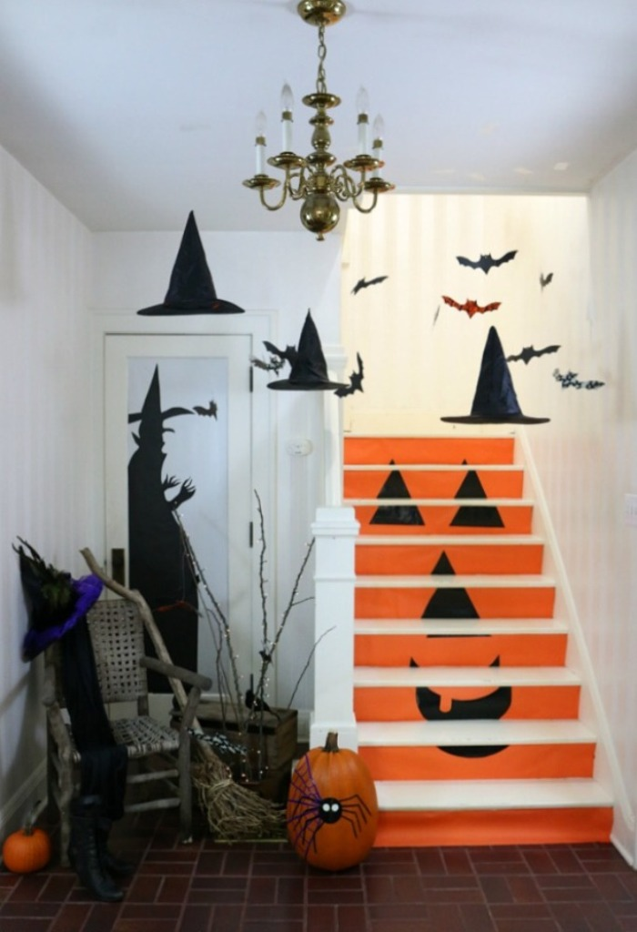 Halloween DIY Decorations for Kids
