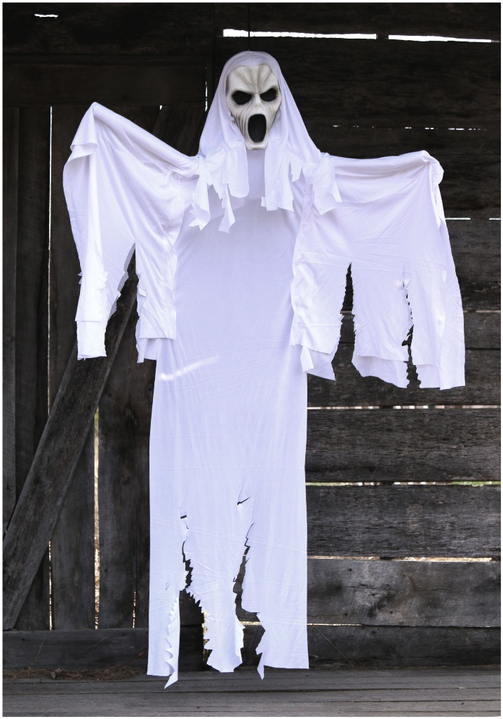 Hanging Ghost Scary Halloween Decorations