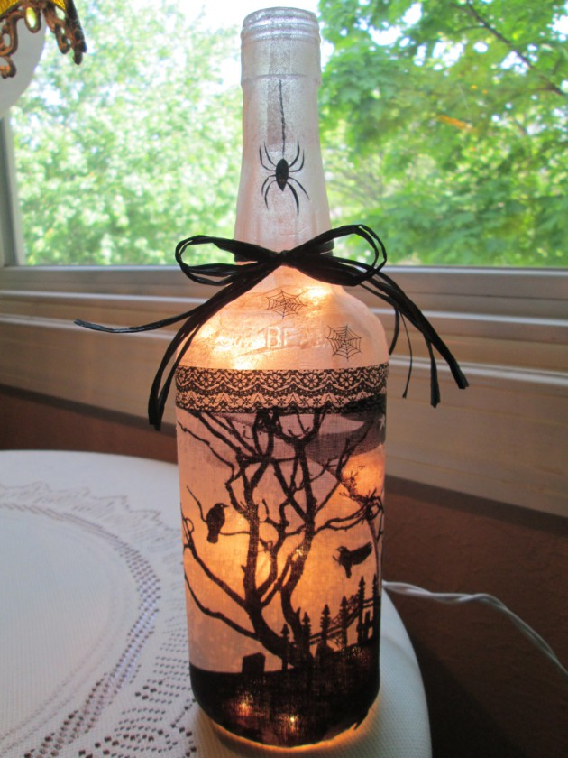 Spooky Handmade Halloween Decorations