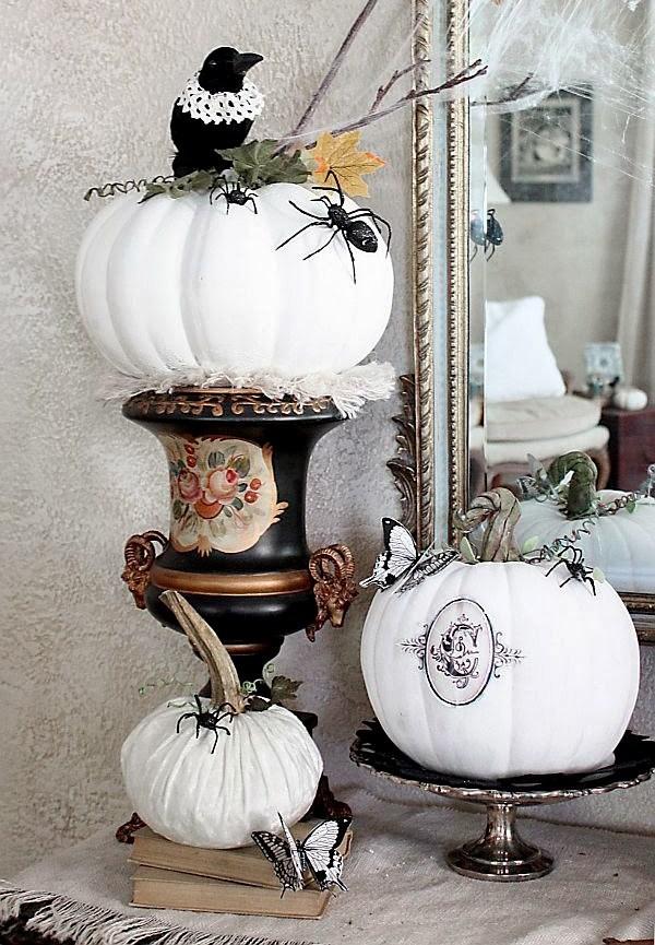 Stunning Handmade Halloween Decorations Ideas