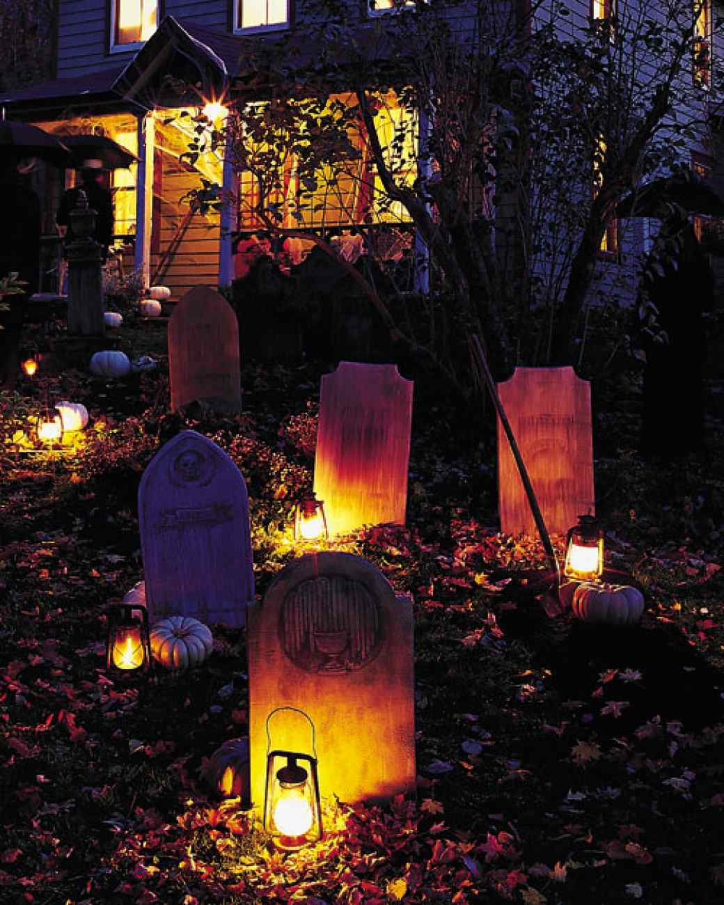 Stunning House Halloween Decorations