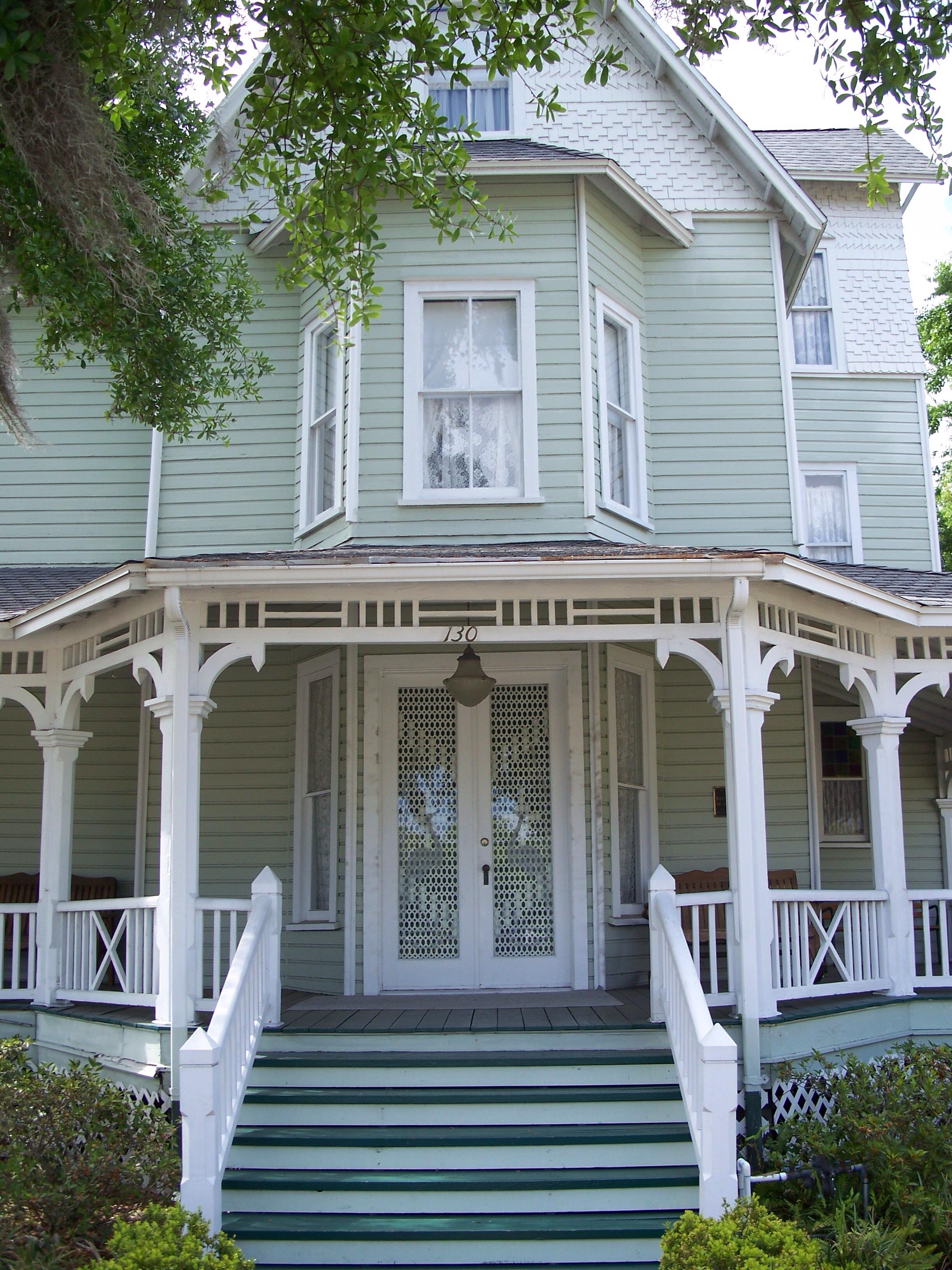 Victorian Exterior House Paint Colors