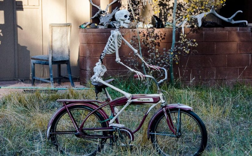 25 Stunning Skeleton Halloween Decorations Ideas