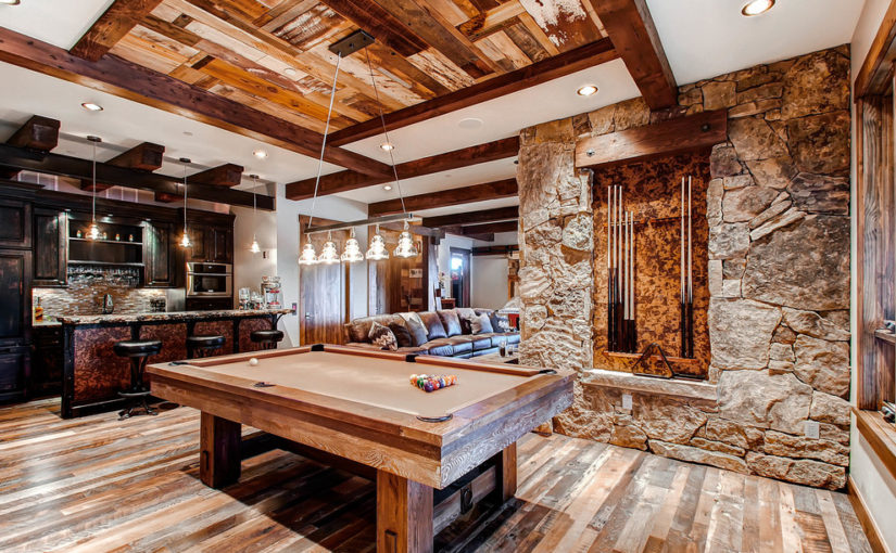 20 Amazing Rustic Basement Design Ideas Decoration Love