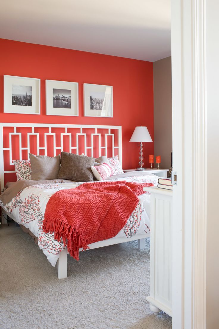 15 Incredible Red Bedroom Design Ideas Decoration Love
