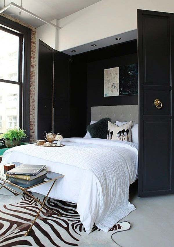 Great Bedroom Design For Men