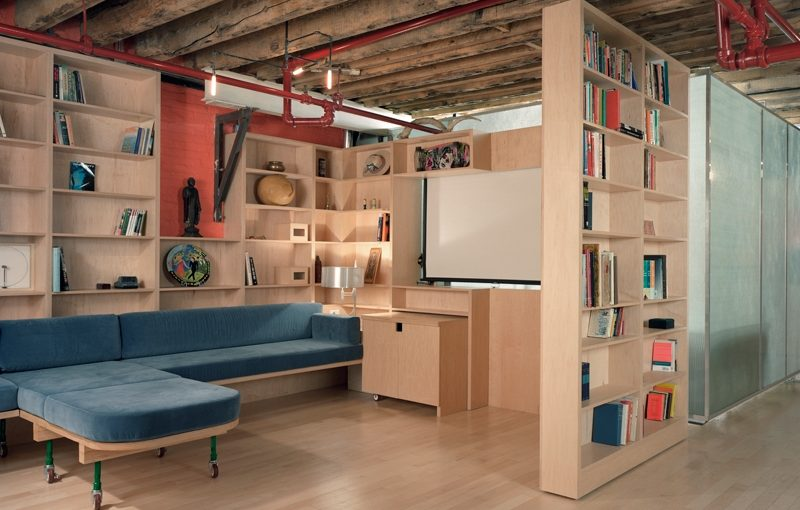 20 Stunning Modern Basement Design Ideas