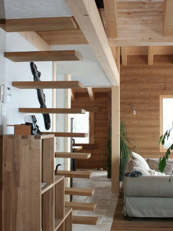 Great Shabby-Chic Style Basement Design