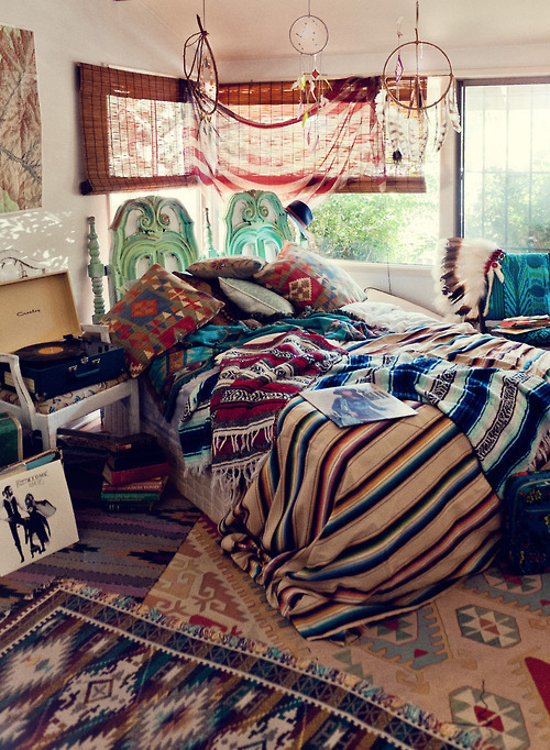 Hipster Bedroom Design
