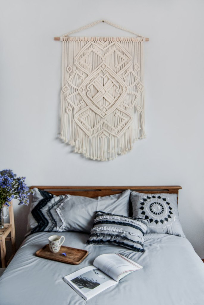 Popular Boho Bedroom Design