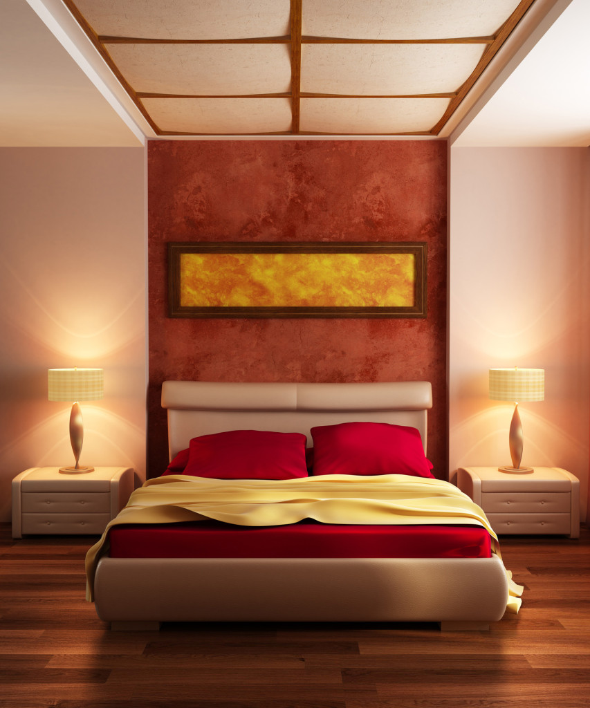 15 Incredible Red Bedroom Design Ideas