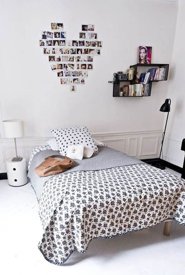 15 simple bedroom design you love to copy decoration love for Simple apartment decorating ideas