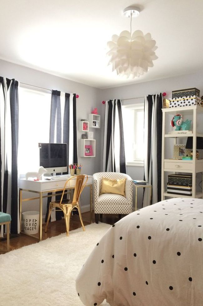 15 Awesome Teenager Bedroom Design Ideas - Decoration Love