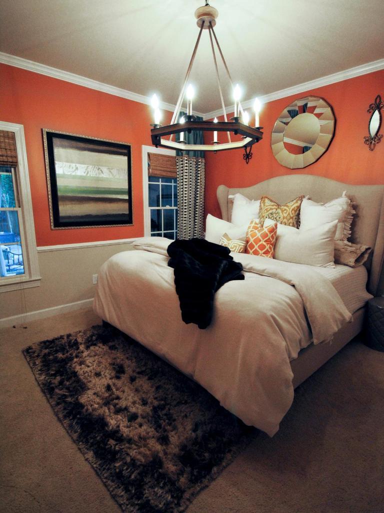 Room Ideas: 15 Marvelous Coral Bedroom Design Ideas