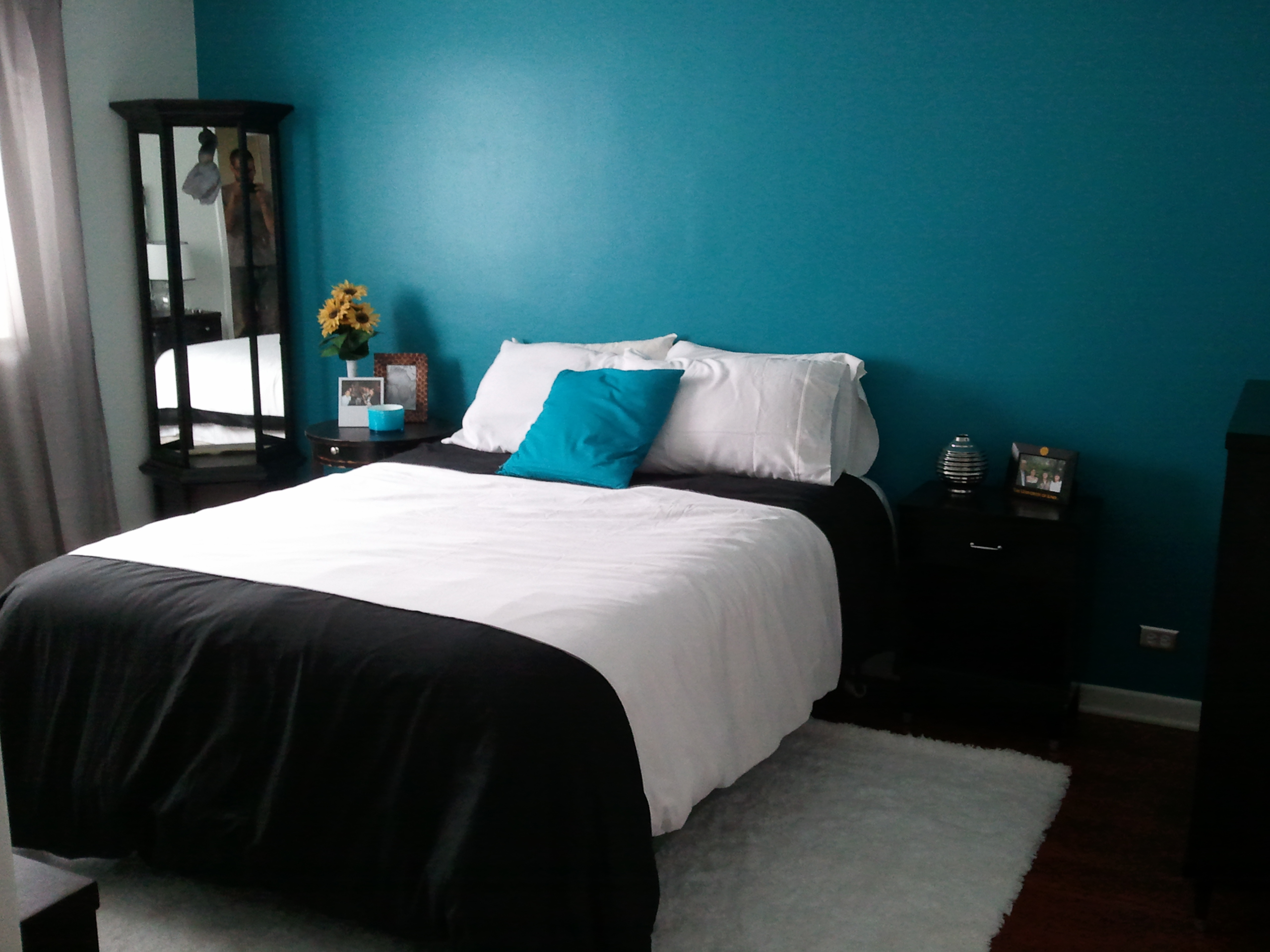 25 Teal Bedroom Designs You Will Love To Copy - Decoration Love