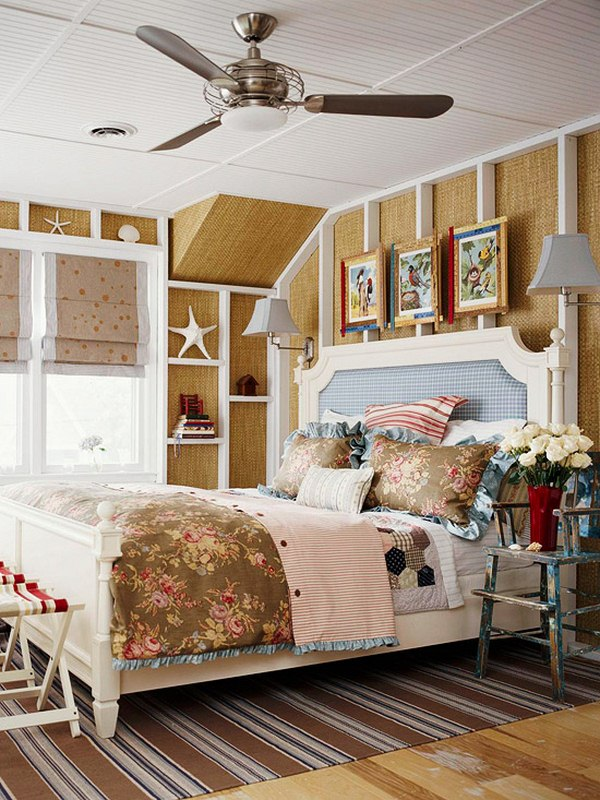 Beach Cottage Bedroom
