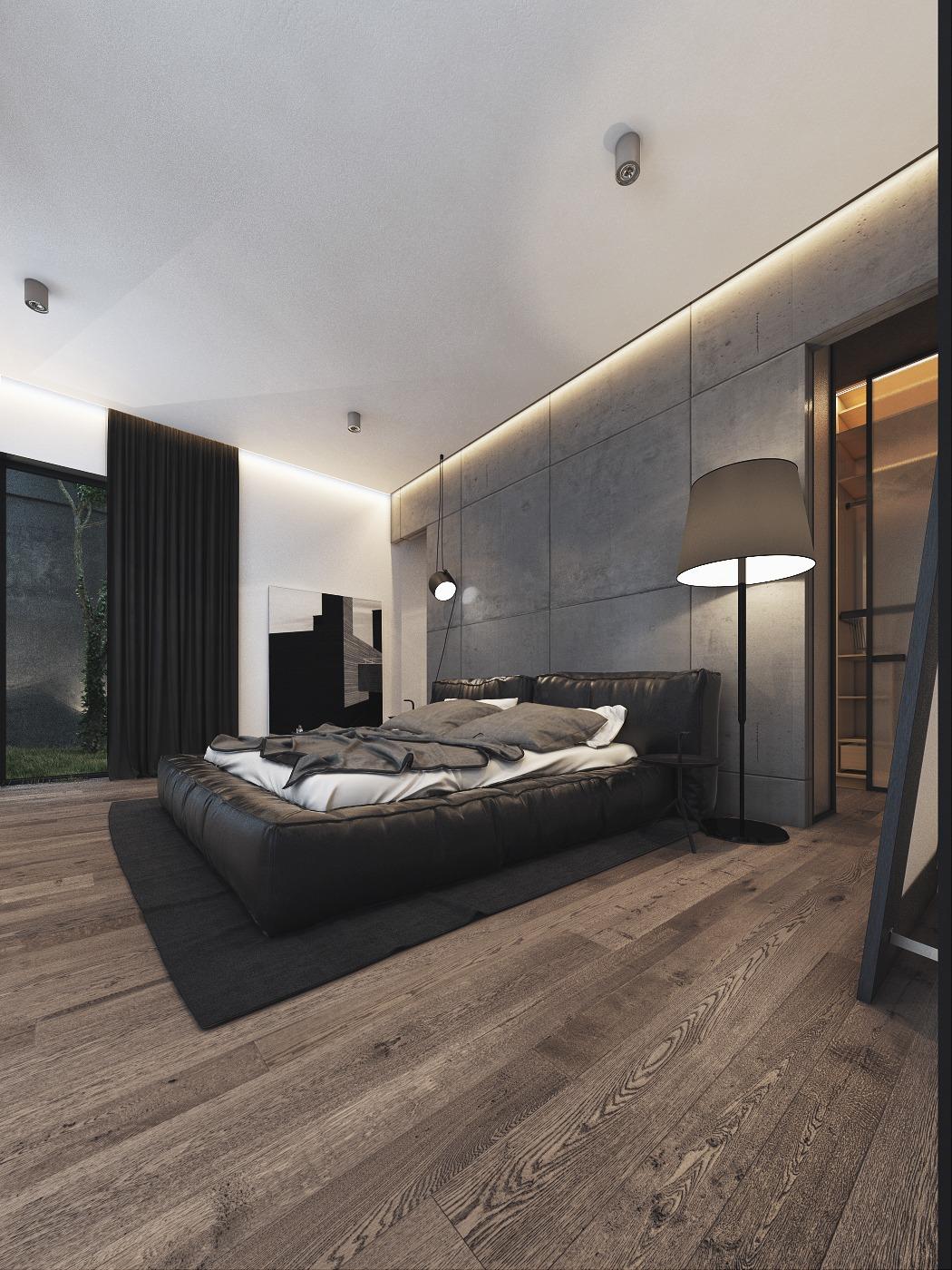 20 black bedroom design ideas to copy  decoration love