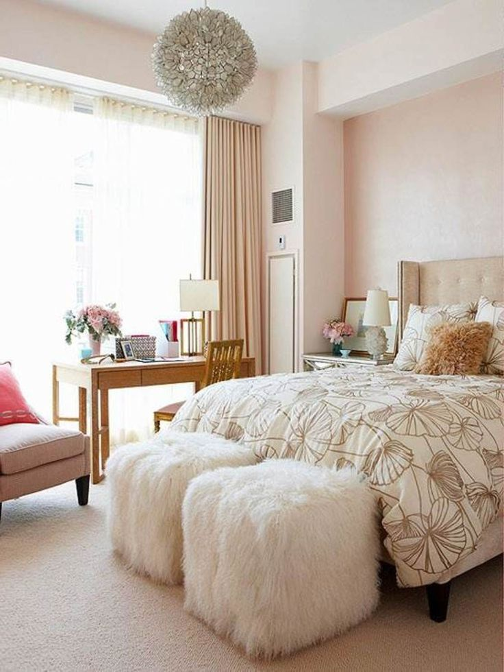 15 Beautiful Bedroom Designs For Women - Decoration Love