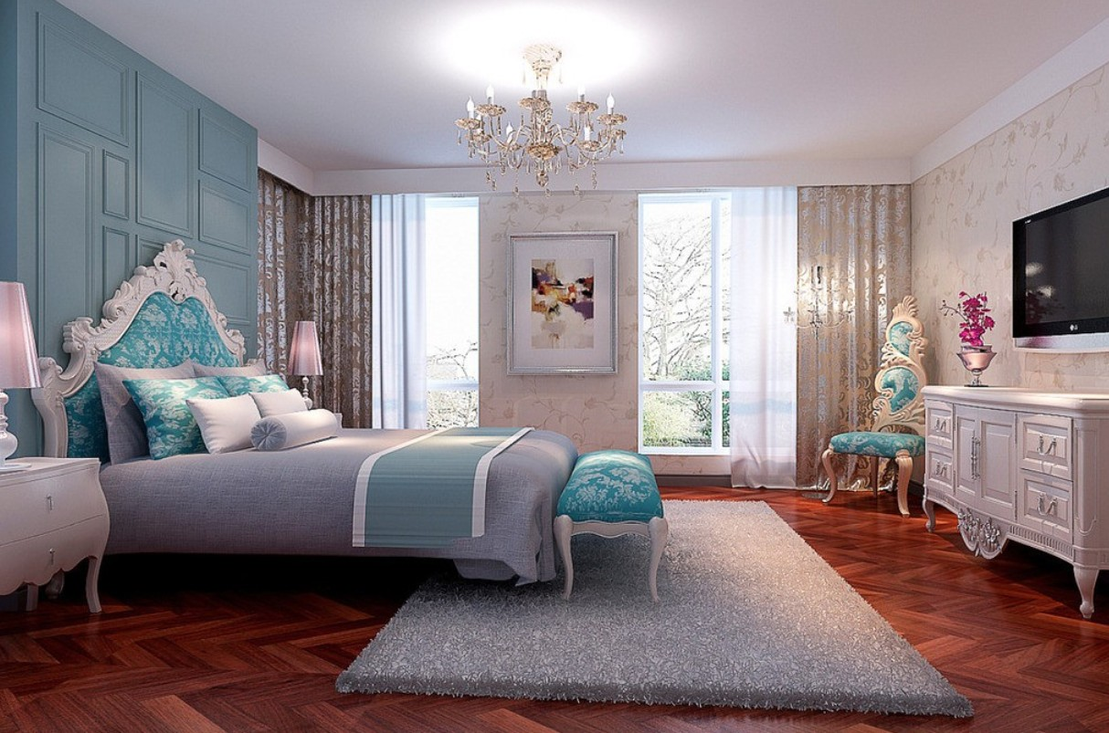 15 beautiful bedroom designs for women decoration love - Beautiful bedroom ideas for small rooms ...