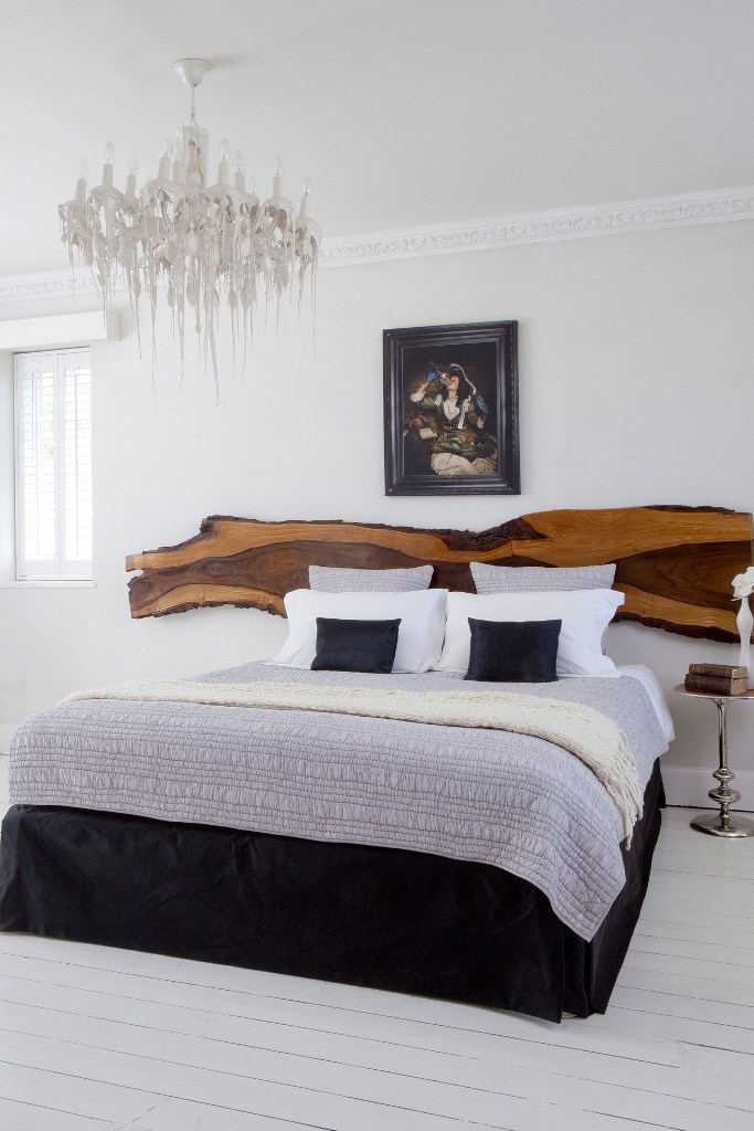 Bedroom Wood Headboard Ideas