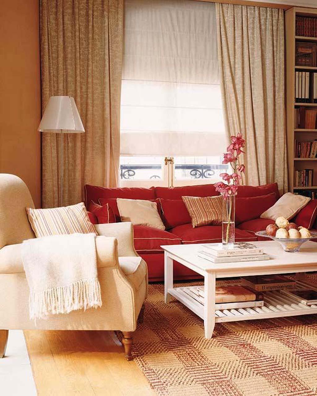 Casual Living Room Design Ideas