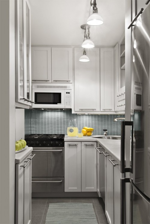Cool Small Kitchen Design Ideas