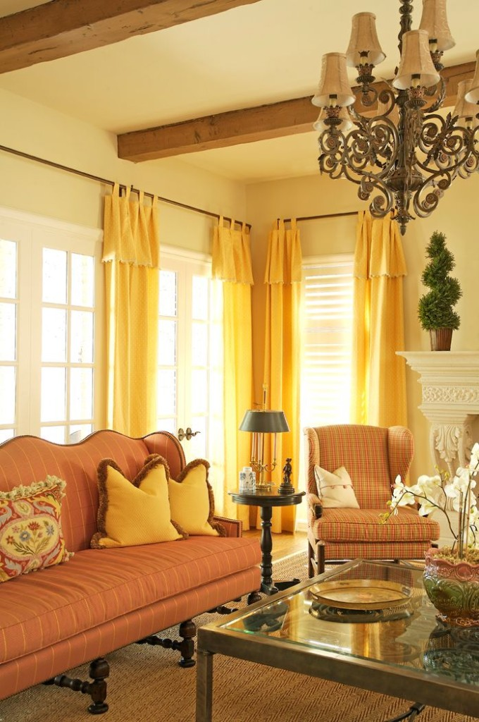 Cool Traditional Living Room Design Ideas
